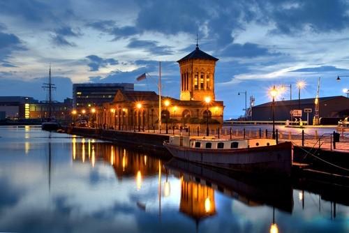 Порт Лит, Эдинбург
