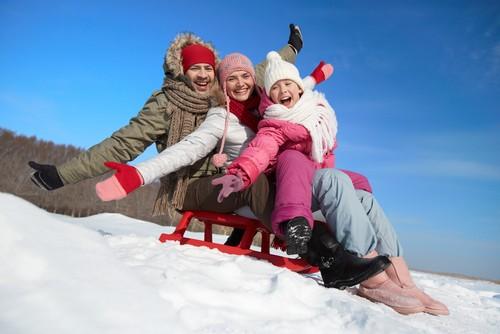 7 Зимних Развлечений, Полезных для Здоровья