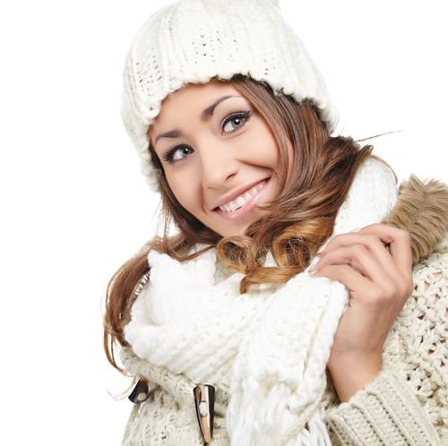 Снежно-белый цвет