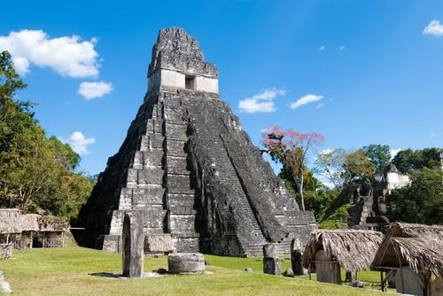 Тикал, Гватемала