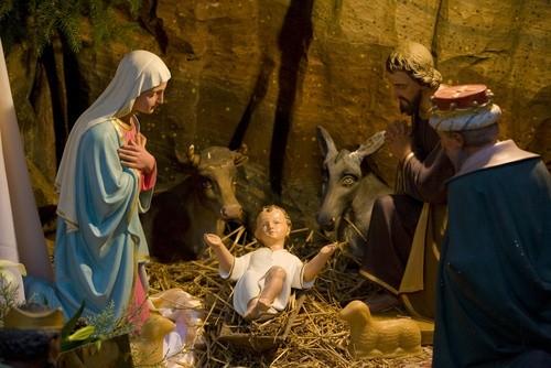 Рождественские сценки в Париже