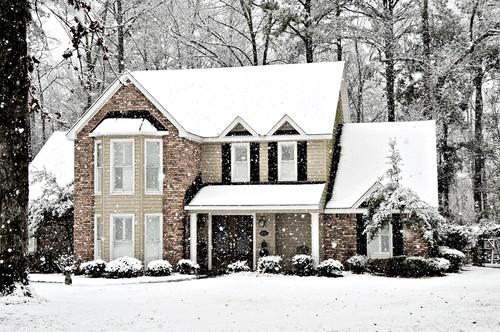 Как Защитить Свой Дом от Зимней Непогоды?