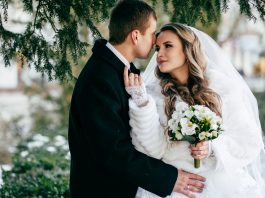 12 замечательных идей для зимней свадьбы
