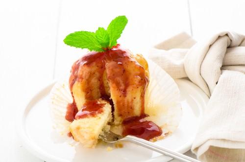 Английский кекс с фруктовой помадкой