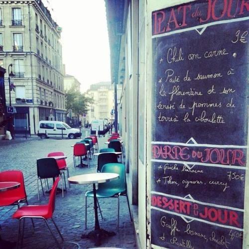 кафе Brasserie L'Olive