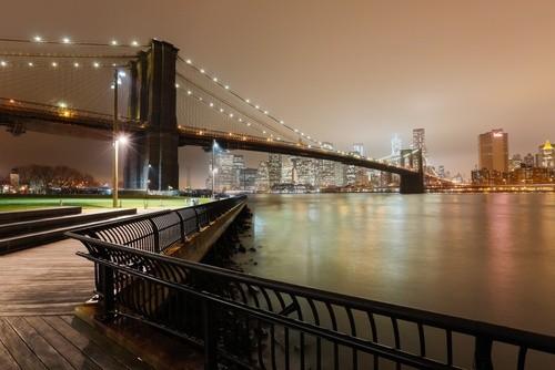 Прогулка Бруклинским мостом