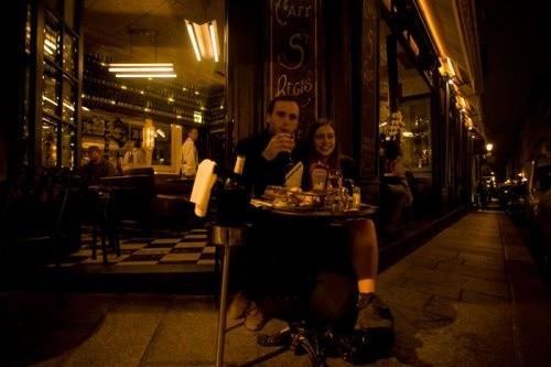 Café Saint Regis кафе
