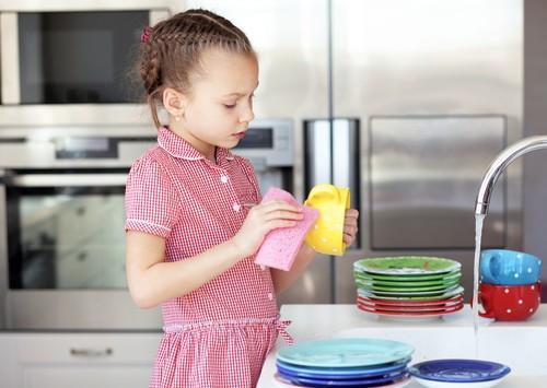 7 Обязанностей по Дому, Которые Может Выполнять Каждый Ребенок