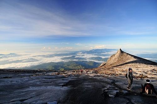 Гора Кинабалу, Малайзия