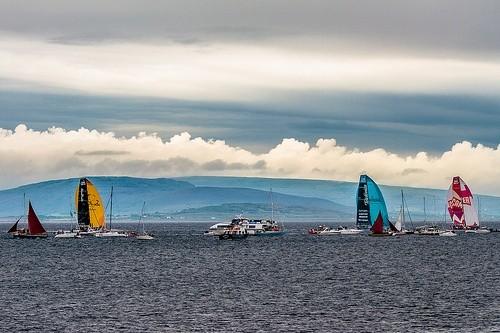 Океанская гонка Вольво
