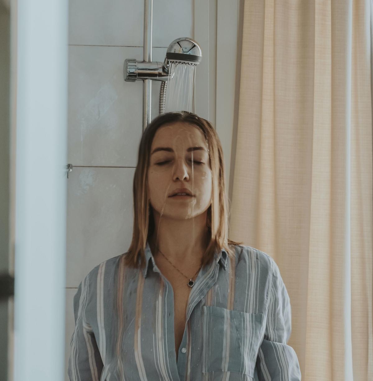 Горячий душ или ванна