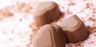 Шоколадные сердечки в домашних условиях ко Дню Святого Валентина