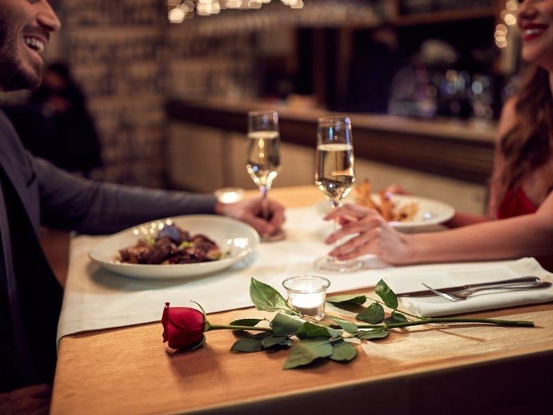 Запланируйте романтический вечер