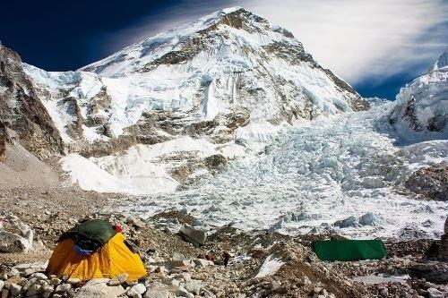 Эверест, Гималаи
