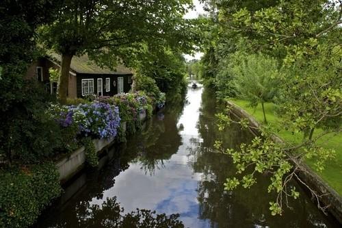 Гитхорн, Голландия