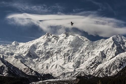 Нанга Парбат, Пакистан