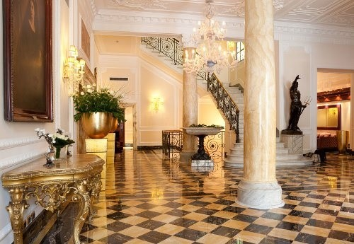 Regina Hotel Baglioni, Рим (Италия)