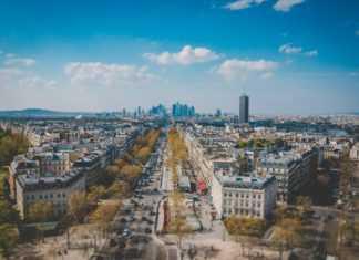 10 самых красивых улиц в мире