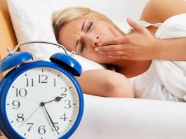 15 основных причин бессонницы