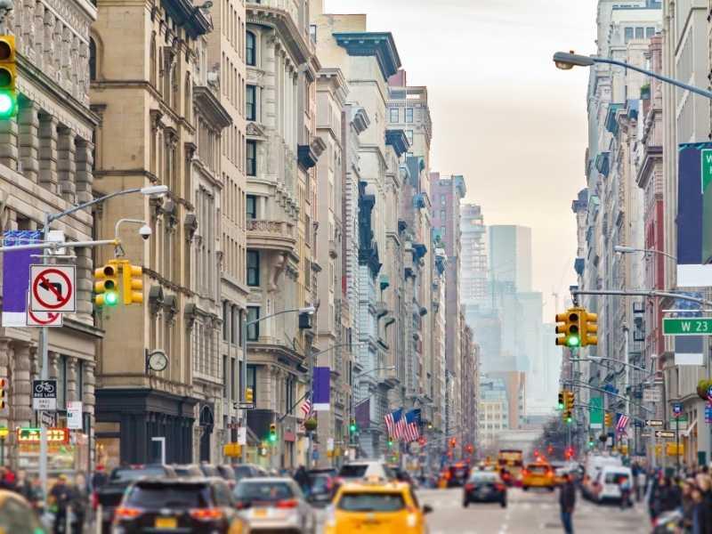 Бродвей, Нью-Йорк (США)