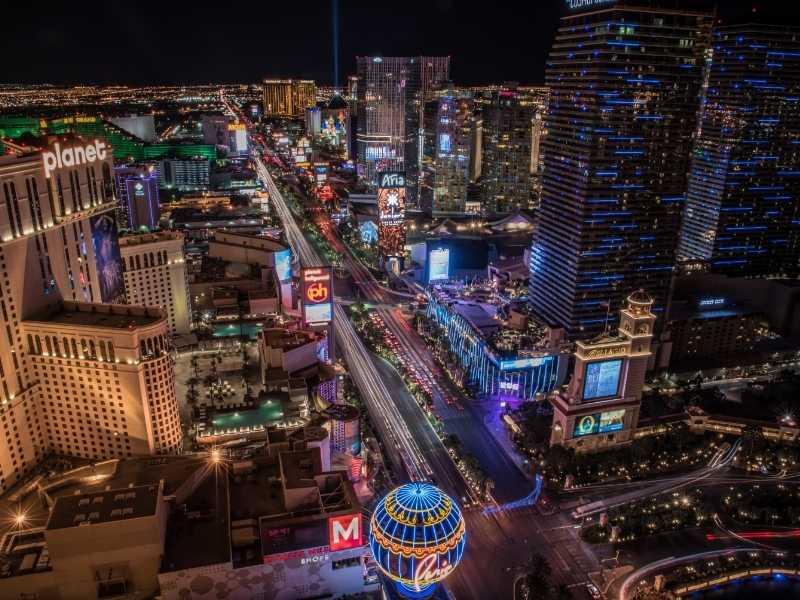 Лас-Вегас Стрип, Невада (США)