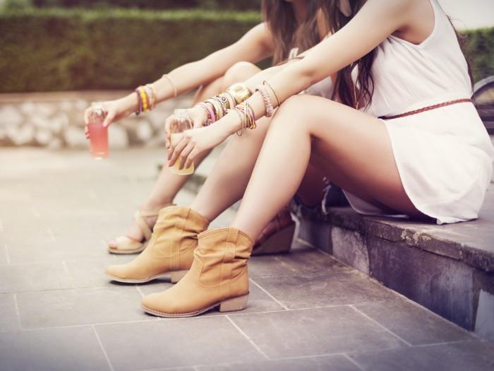 Ботинки или сапоги