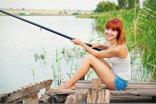 Научиться ловить рыбу