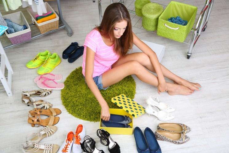 Что расскажет обувь о характере женщины?