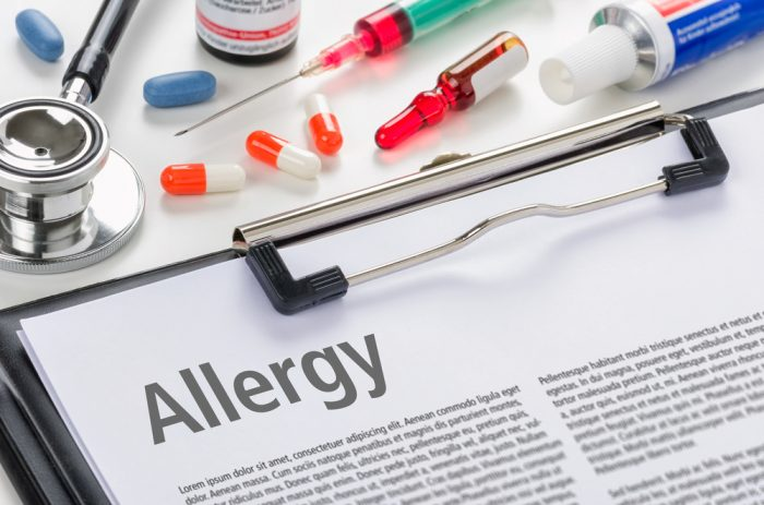 Таблетки и лекарства от аллергии