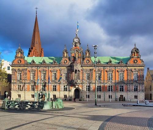 Мальме, Швеция