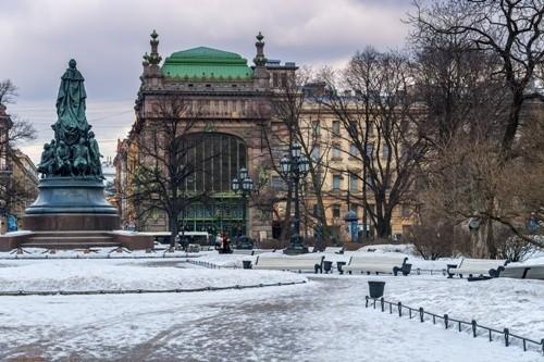 Невский проспект, Санкт-Петербург (Россия)