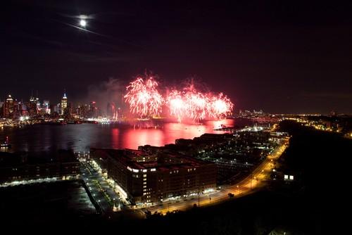 Отпраздновать Новый год в Нью-Йорке