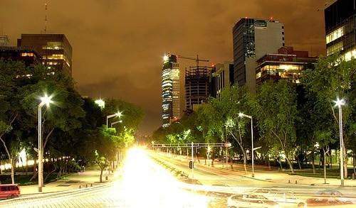 Пасео-де-ла-Реформа, Мехико (Мексика)