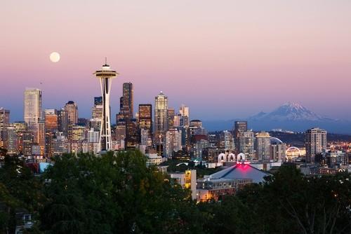 Сиэтл, США