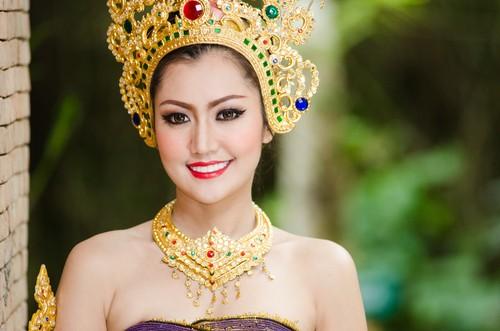 Тайские ожерелья