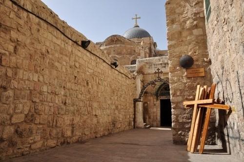 Виа Долороза, Иерусалим (Израиль)