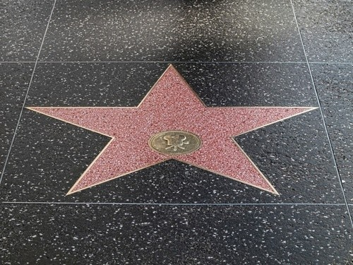 Аллея Славы в Голливуде, Калифорния