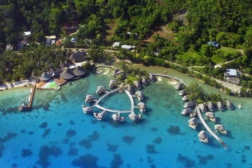 Бора-Бора, Сообществ во Французской Полинезии