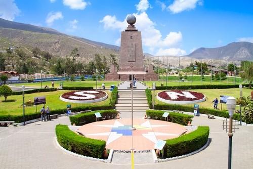 Экватор, Эквадор