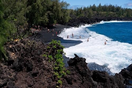 Кехена Бич (Гавайи)