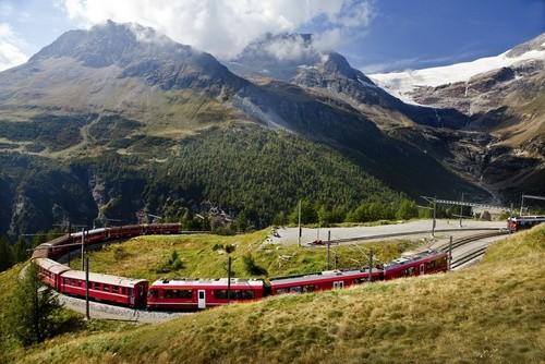 Glacier Express - Ледниковый экспресс