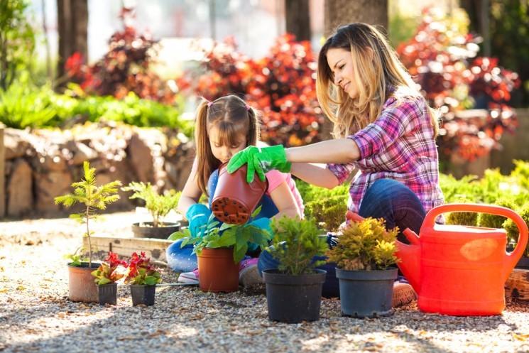 15 способов заинтересовать ребенка работой в саду