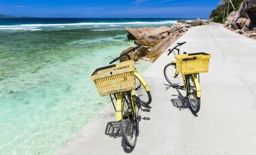 Пешие и велопрогулки
