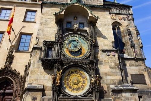 Пражские астрономические часы, Чехия