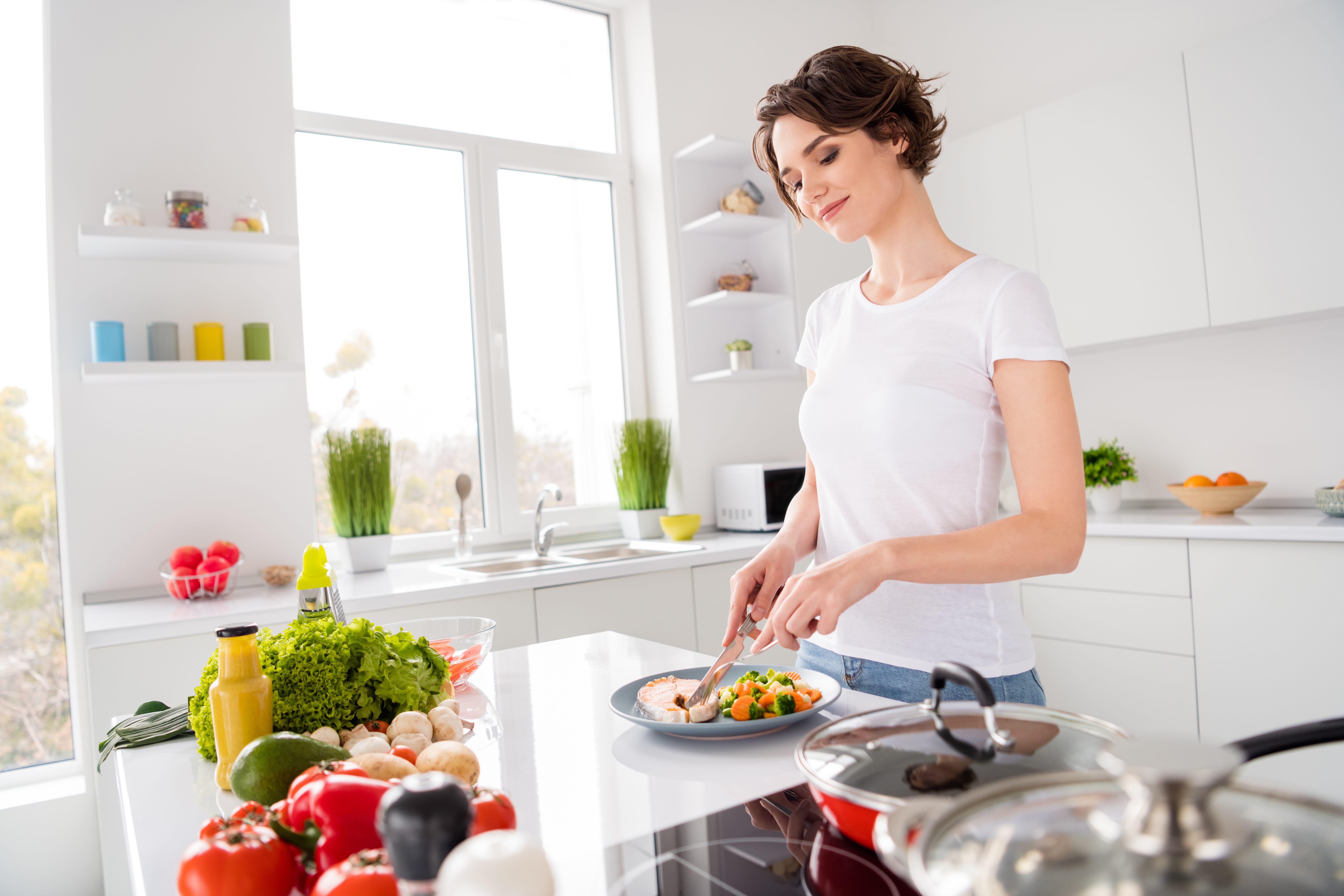 Как сохранить витамины во время приготовления пищи