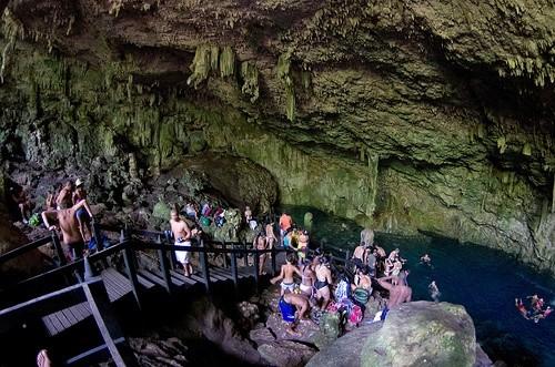 Пещера Сатурно, Куба