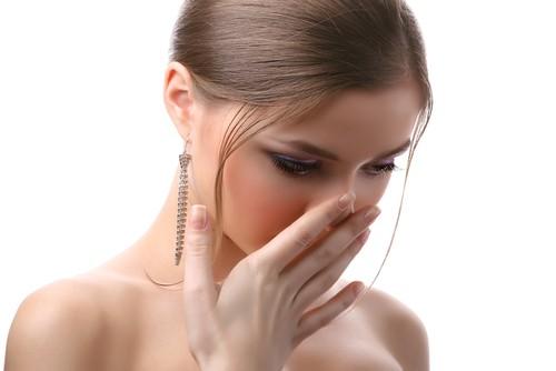 Запах лука изо рта во время секса