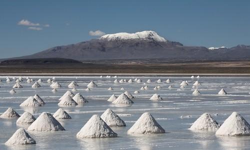 СолончакУюни, Боливия