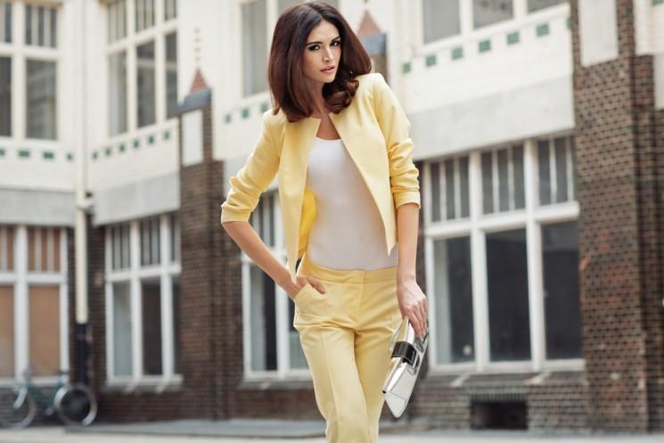 12 советов как одеться летом на работу
