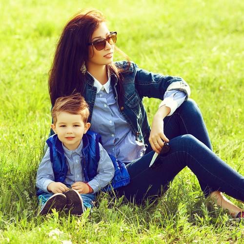 36 Стильных Советов для Молодых Мам